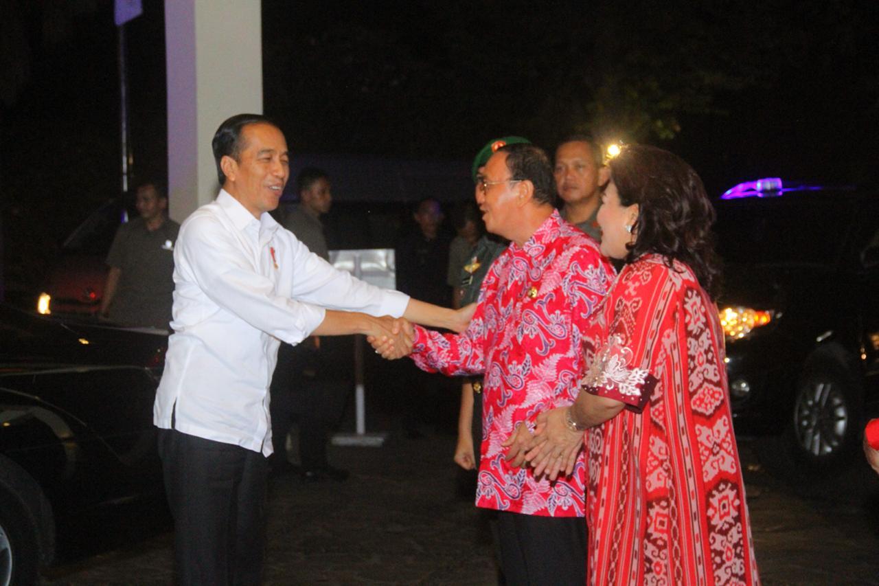Permalink ke Presiden Jokowi Nginap di Tanah Minahasa