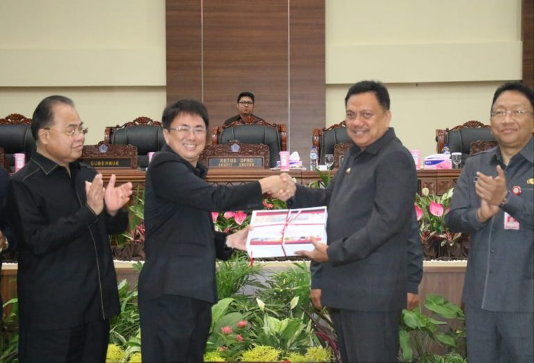 Permalink ke DPRD Setujui Ranperda Provinsi Sulut 2018