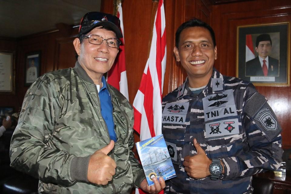 Permalink ke Welcome to Manado KRI Dewa Ruci, GSVL : Terima Kasih Pak KSAL