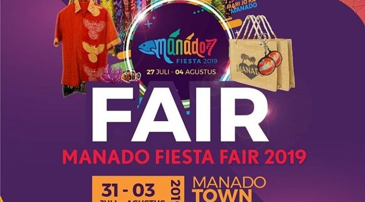 Permalink ke Hari Ini, Walikota GSVL Buka Fair Manado Fiesta 2019