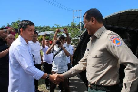 Permalink ke Kepala BNPB Terkesima Perumahan Relokasi Bencana Alam Pandu