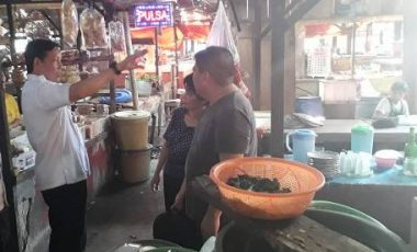 Permalink ke Pasar Tuminting akan direlokasi di Kelurahan Buha