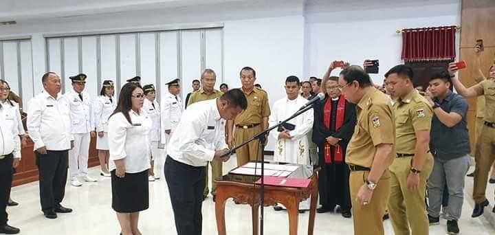 Permalink ke Roling 21 Pejabat Teras di Minahasa, ROR Tegaskan Peningkatan Kinerja