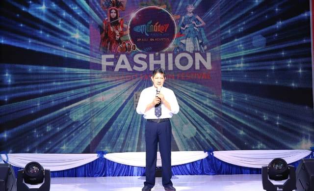 Permalink ke Buka lomba Fashion MF19, Walikota GSVL ingatkan kembali arti Kaeng Manado