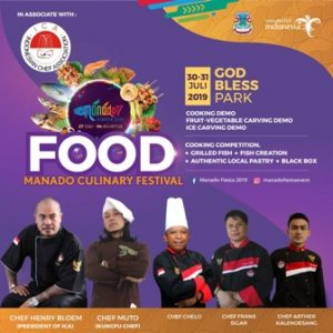 Permalink ke Sore Ini Food Cooking Competition Manado Fiesta 2019