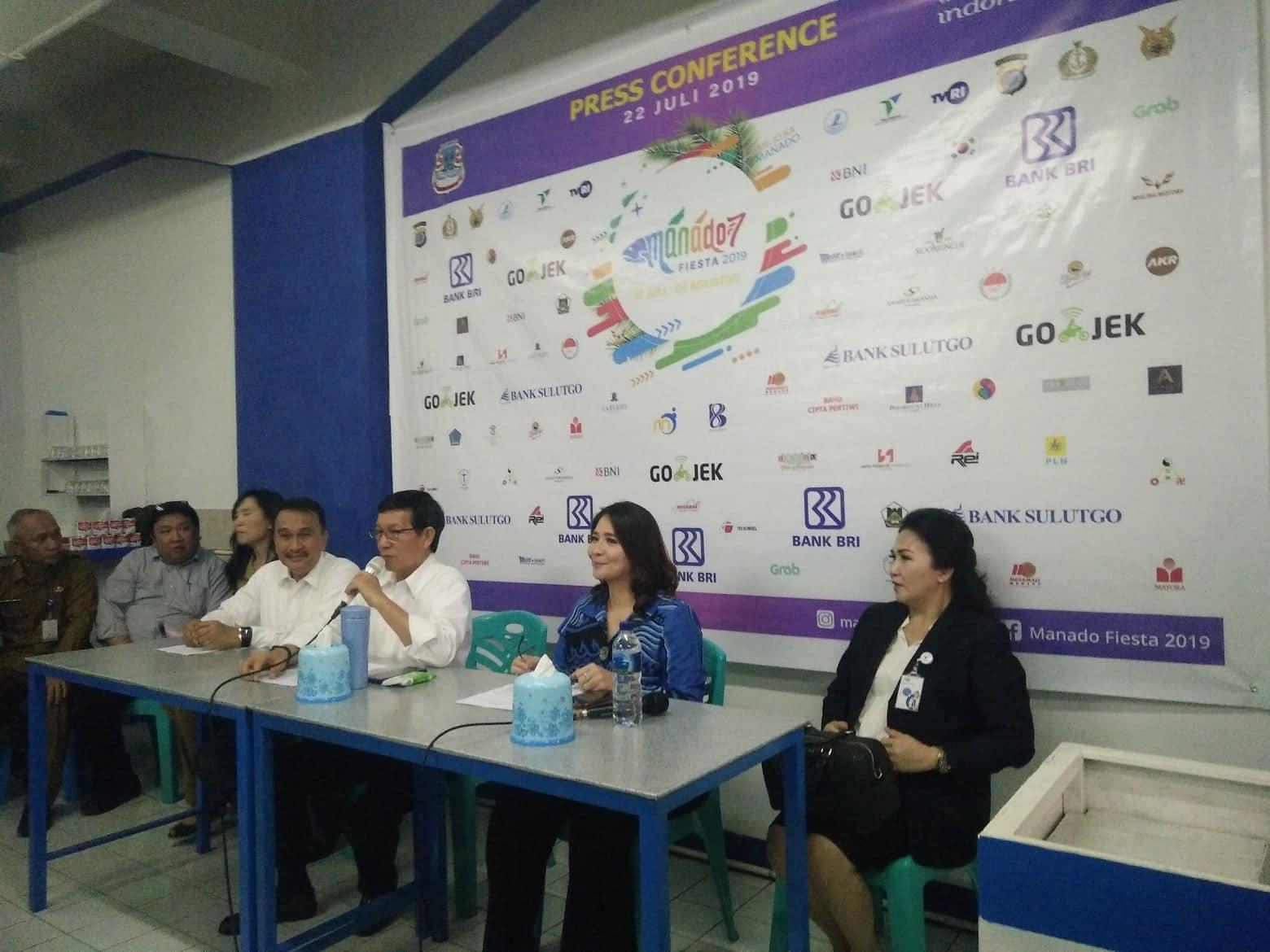 Permalink ke GSVL Pastikan Even Manado Fiesta 2019 Ramah Lingkungan, Kapoyos : Warga dan Undangan Gunakan Tumbler