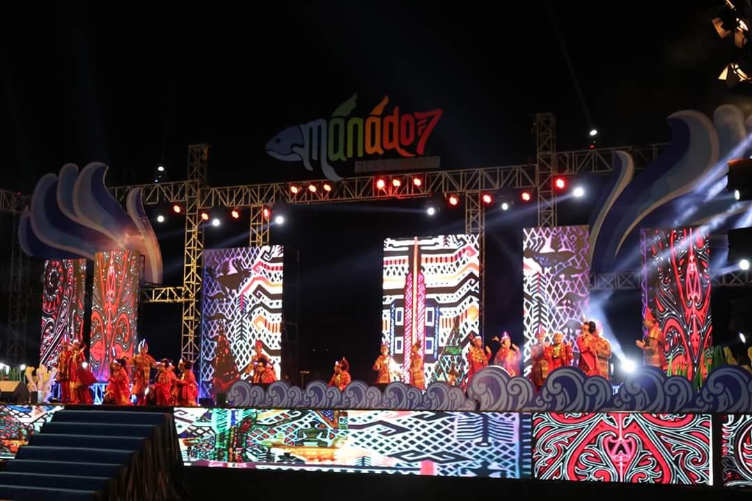 Manado Fiesta 2019 Jadi Trending Topik