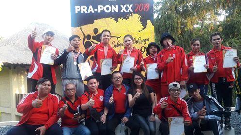Permalink ke Raih 3 Medali di Pra PON Bali, 9 Dancesport Asal Sulut Lolos ke PON Papua