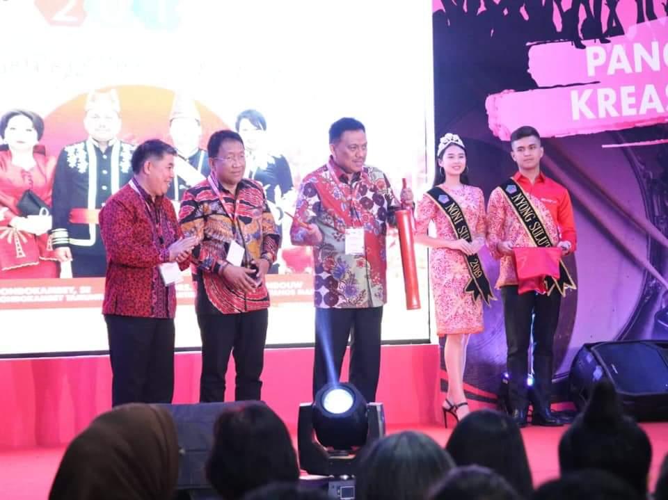 Permalink ke Buka Pameran Pembangunan Sulut di Jakarta, Olly Harap Investasi Berkembang Cepat