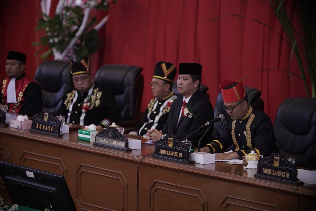 Permalink ke Kandow Minta Anggota DPRD Minahasa Kawal Kepentingan Rakyat
