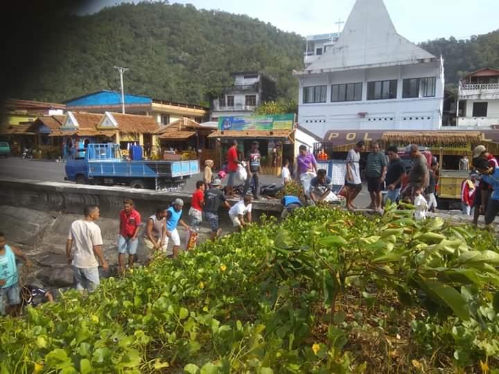 Permalink ke Gerakan Bersih Laut Dan Pantai Sukses Digelar
