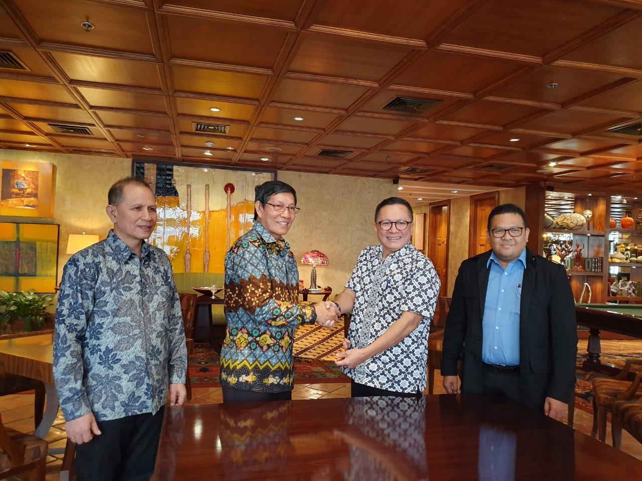 Permalink ke Bagun SDM Komitmen Walikota GSVL Wujudkan Manado Cerdas