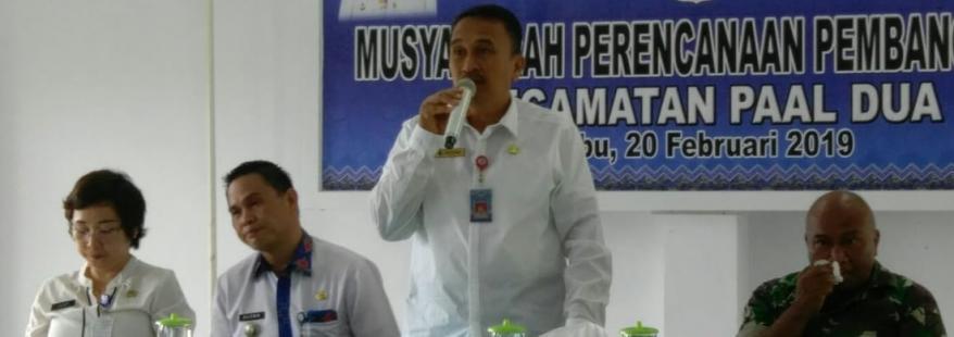 Permalink ke Infrastruktur Dominasi usulan  Musrenbang Kecamatan
