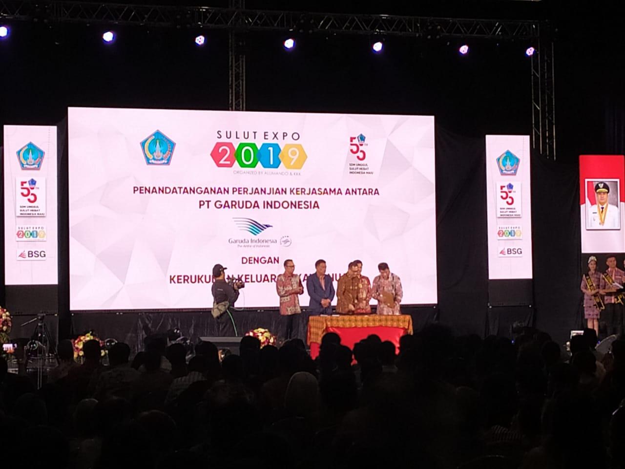 Permalink ke Investasi Sulut Expo 2019 di Jakarta Capai 4,7 Triliun