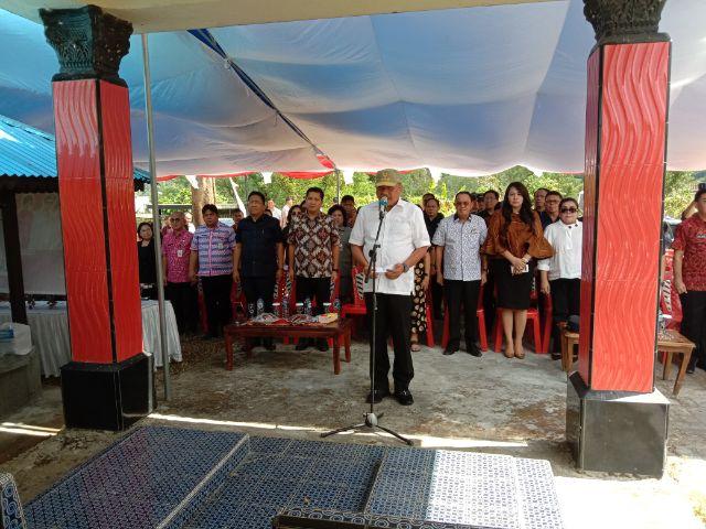 Permalink ke Ziarah di Minahasa, OD-SK didampingi ROR
