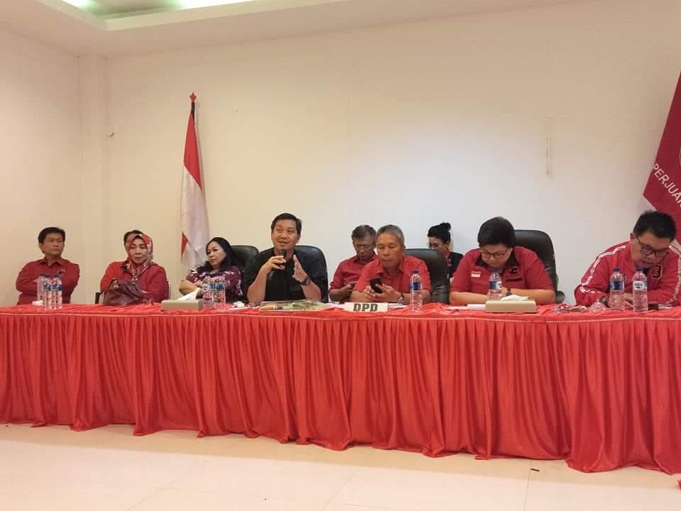 "Permalink ke Siapkan Pelantikan Jokowi dan Pilkada, ""Banteng"" Sulut Mulai Bergerak"