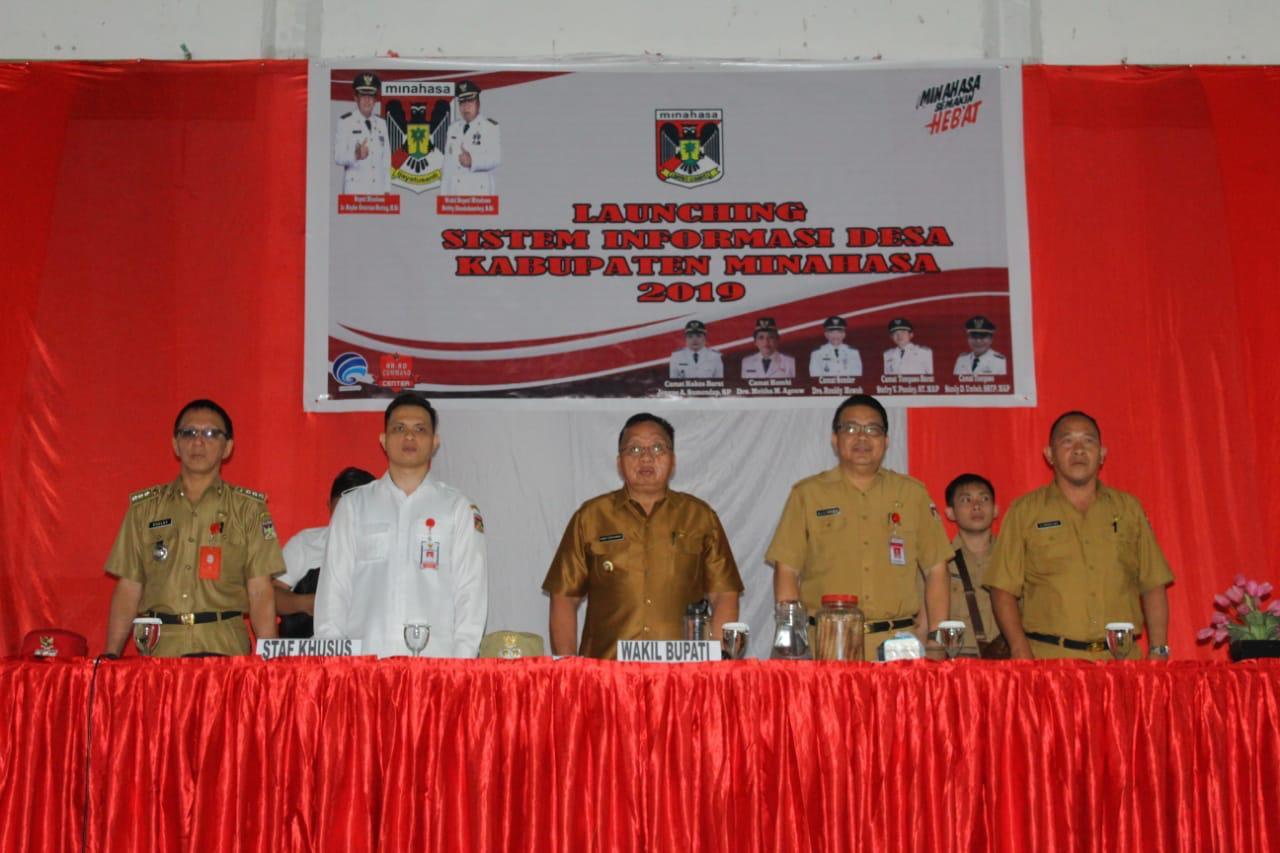 Permalink ke Pemkab Minahasa Launching SID di Sonder