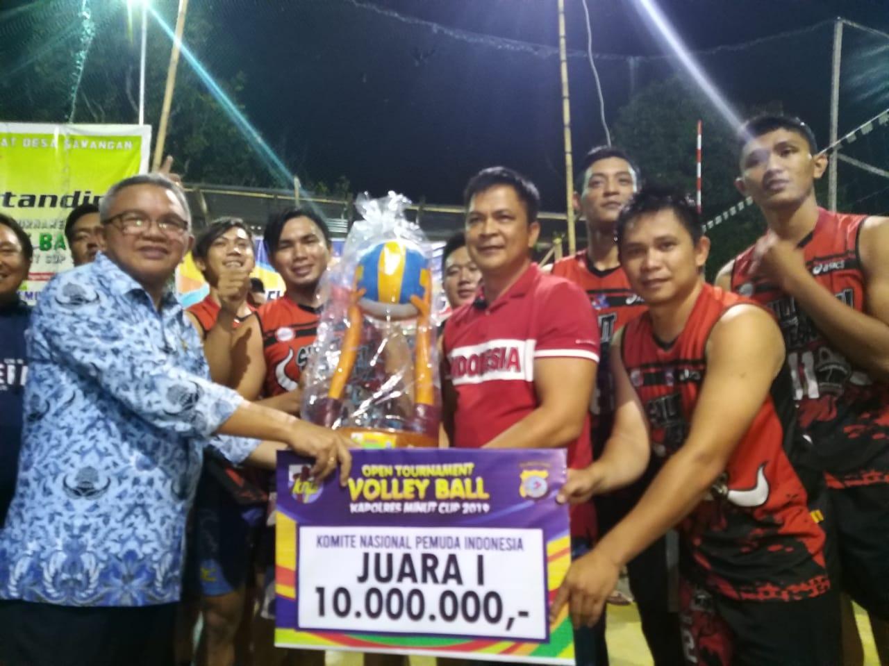 Permalink ke Hebat! Tim Volly Tatelu Jawara di Dua Ajang Kompetisi