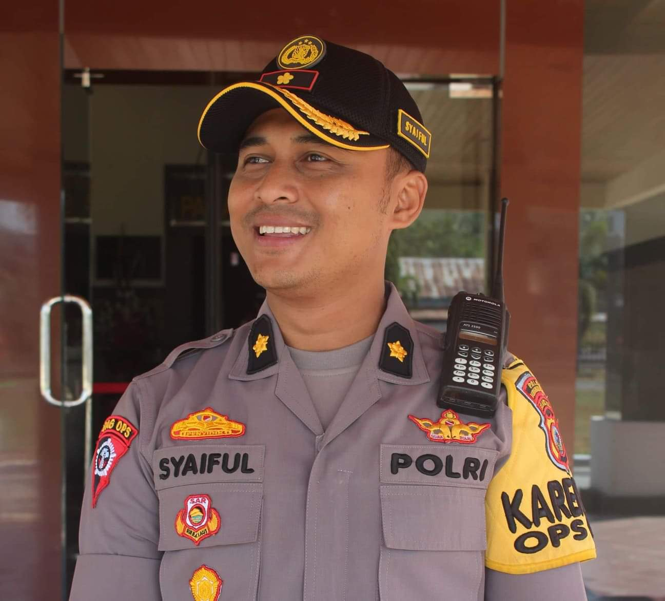Permalink ke Hari Ini, Puluhan Personil Polres Minsel Amankan MPF Kentang 2019