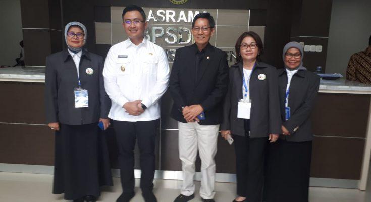 Permalink ke Jadi Mentor, Walikota GSVL Apresiasi PANADA-LINI