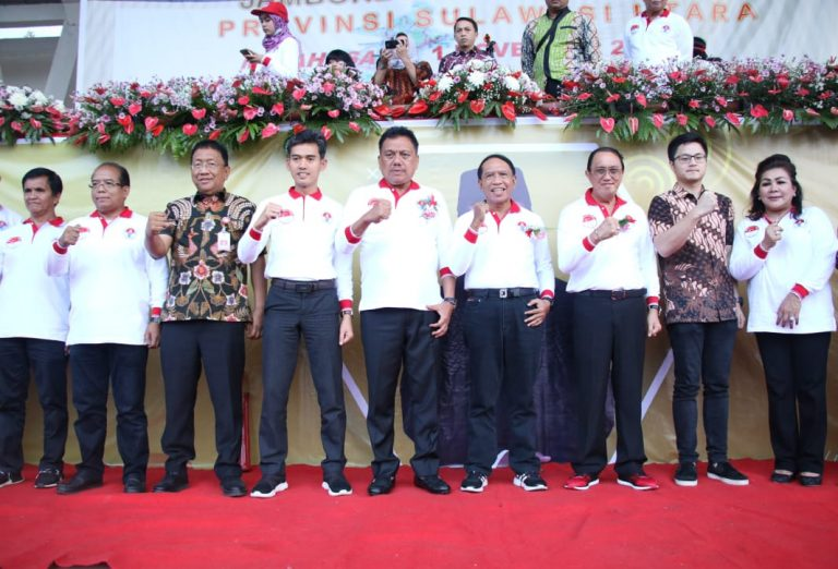 Permalink ke Olly Temani Menpora Buka Jambore Pemuda Indonesia 2019
