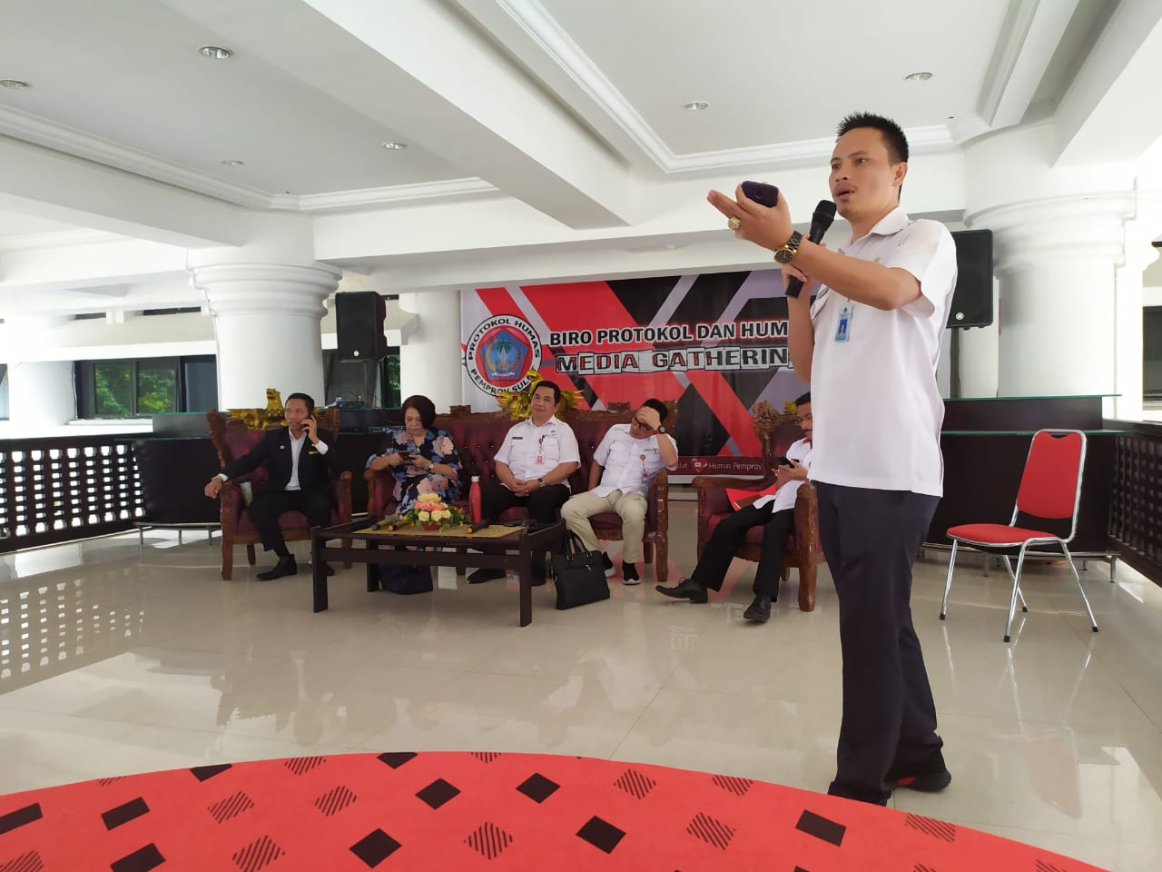 Permalink ke Pemprov dan JIPS Bahas Kesiapan Industri Pariwisata Sulut Hadapi Tourism 4.0