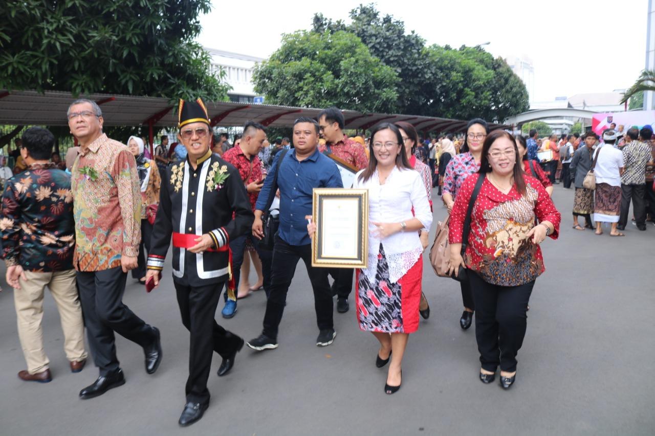 Permalink ke Minahasa Sabet Kabupaten Sehat Peringkat Dua Nasional
