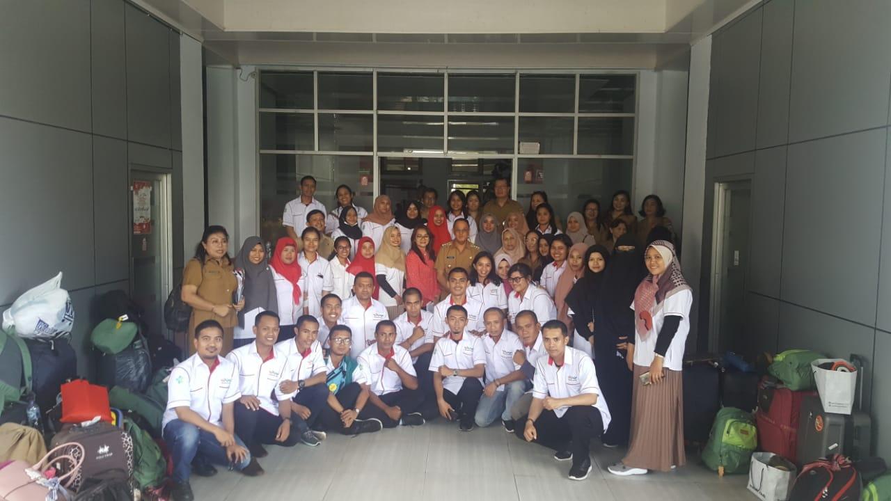Permalink ke 91 Tenaga Sehat Nusantara Perkuat Sektor Kesehatan Minahasa