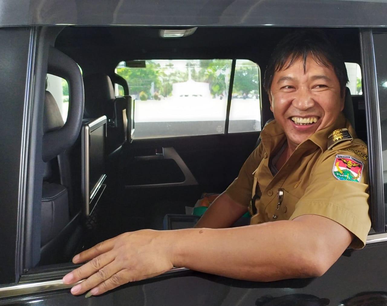 Permalink ke James Sumendap Ngotot Maju Pilkada Manado, Maunya Bersama Lucky Rumopa