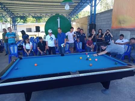 Permalink ke Atlet Pra PON meriahkan tournament Biliard Piala Walikota Manado