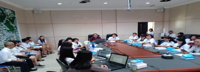 Permalink ke Bapelitbangda Manado Gelar FGD Rencana Aksi Daerah Kota Layak Anak