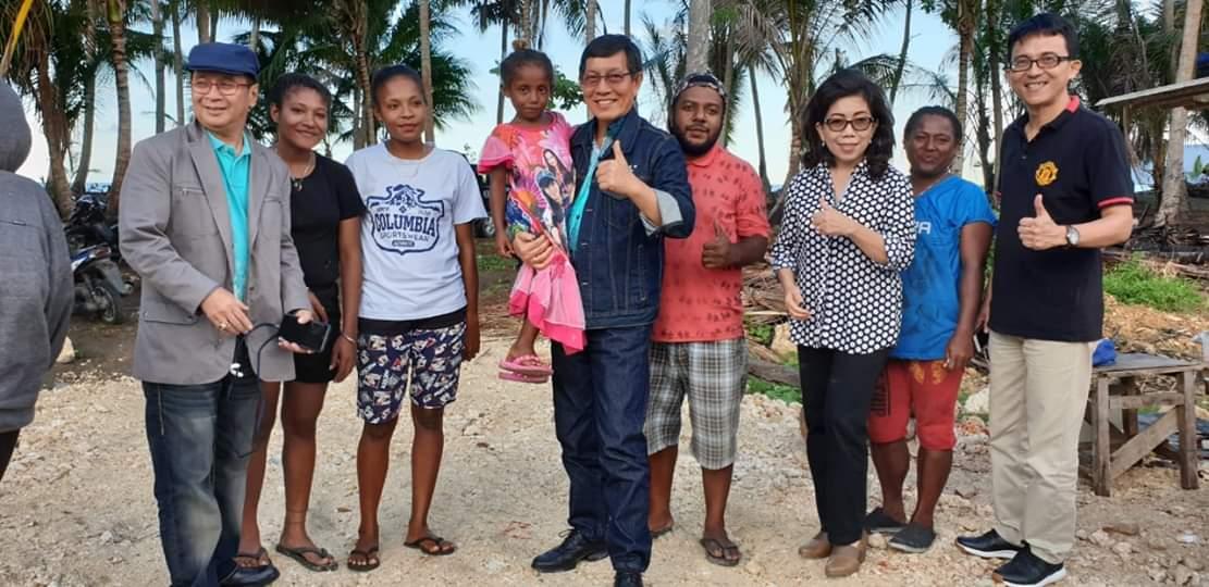 Permalink ke Walikota GSVL Bawa Pesan Damai di Tanah Papua