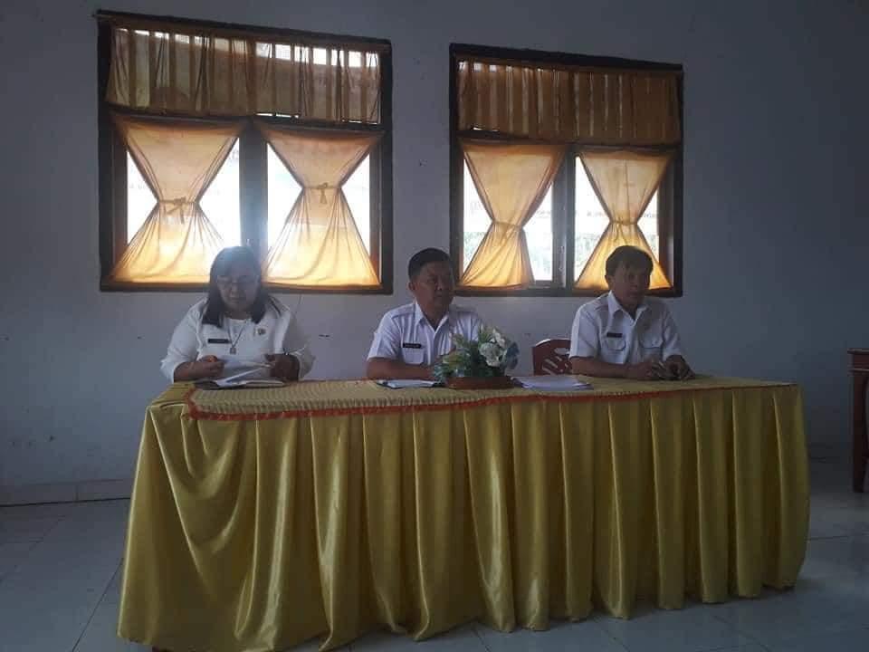 Permalink ke Camat Ruddy Liow Pimpin Rakor Bersama Kumtua se- Kecamatan Motoling Barat