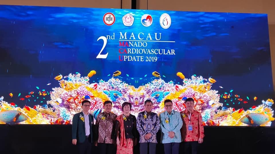 Permalink ke Walikota GSVL Buka Workshop dan Symposium Manado Cardiovascular Update ke 2