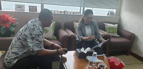 Permalink ke Tampi optimis Vasung bakal perjuangkan Beasiswa untuk Sangihe di Pusat