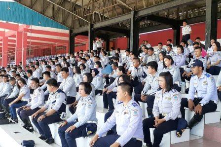 Permalink ke Dishub Manado seleksi 227 calon THL untuk 2020