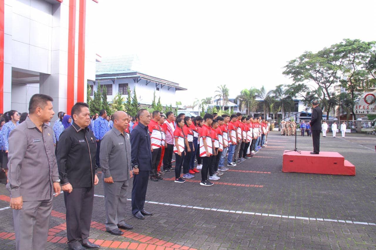 Permalink ke Upacara Hari Guru Nasional, ROR Bacakan Sambutan Presiden dan Mendikbud