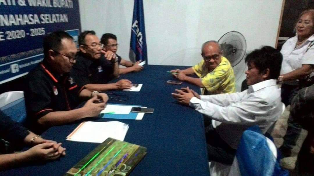 Permalink ke Setelah Partai Golkar, Roso Mendaftar di Partai Nasdem