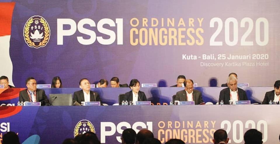Sulut United FC Disahkan di Kongres PSSI 2020