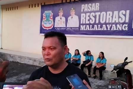 Permalink ke Terobosan PD Pasar Manado, gaji karyawan kini transfer via bank