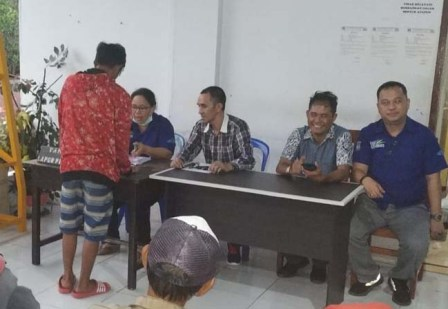 Permalink ke Jelang Natal 2019 Karyawan PD Pasar Manado mulai terima THR