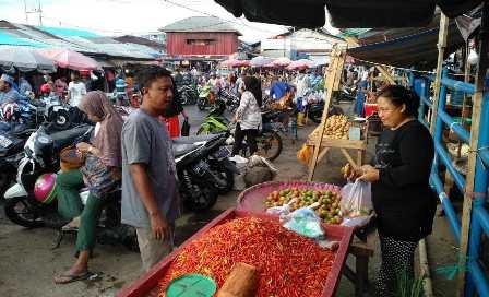 Permalink ke Pedagang bantah isu dugaan pungli lapak di Pasar Bersehati