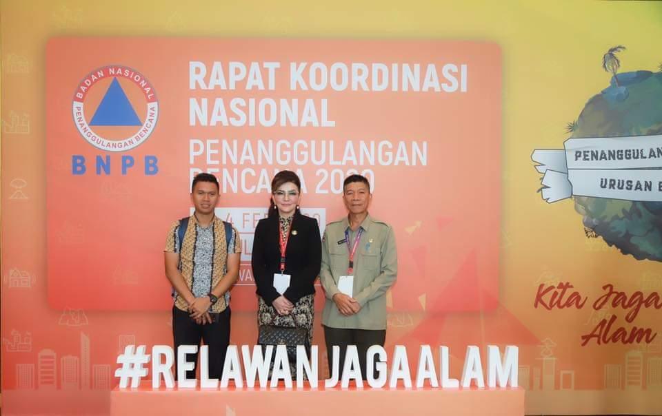 Permalink ke Bupati Minsel Hadiri Rakornas Penanggulangan Bencana 2020 di Bogor