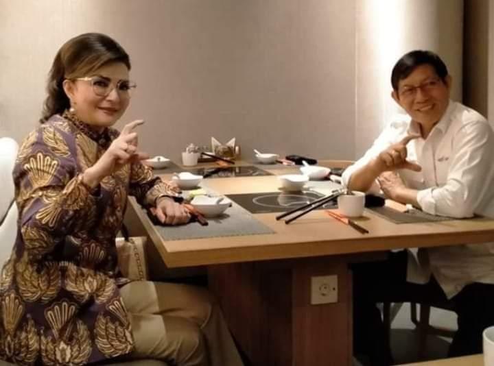Permalink ke GSVL-CEP bertemu, apakah akan berpasangan di Pilgub Sulut?
