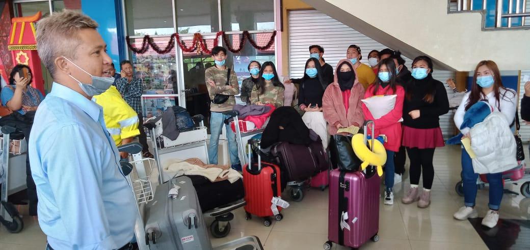 Permalink ke Pemprov dan PT. MSM Pulangkan Mahasiswa asal Sulut di China