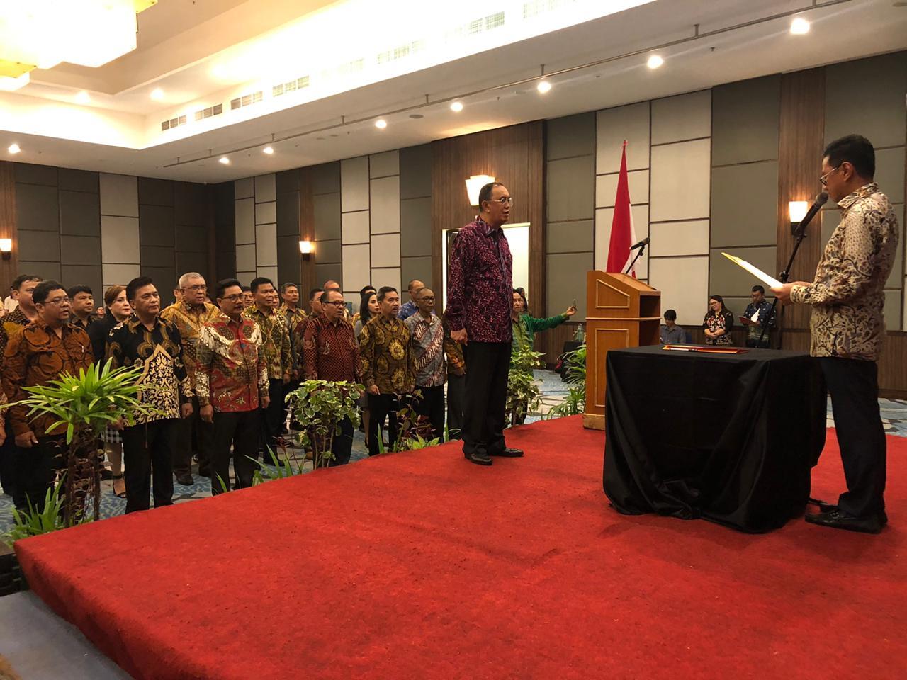 Permalink ke Paripurna Dalam Profesi Insinyur, ROR Jabat Ketua PII Wilayah Sulut