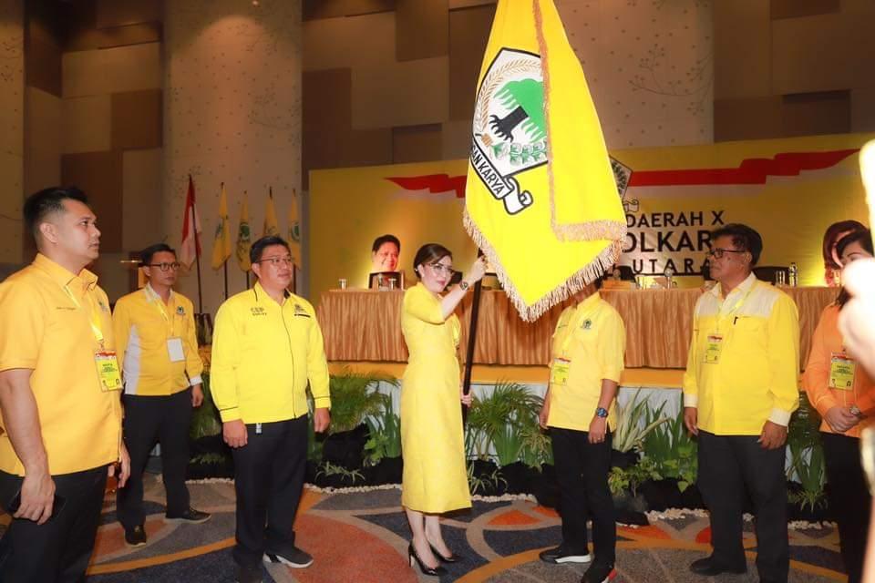 Permalink ke CEP kembali terpilih secara Aklamasi Ketua DPD I PG Sulut