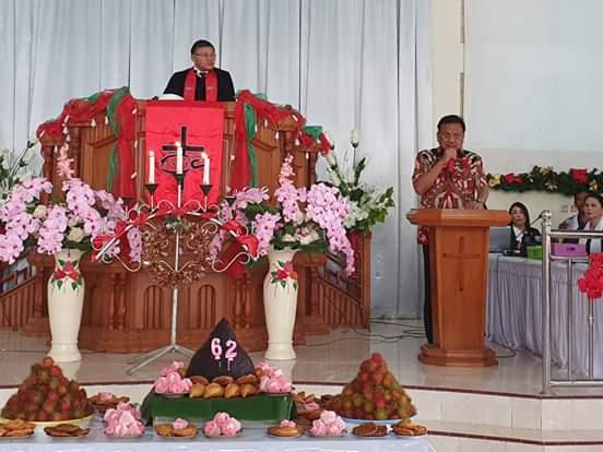 Permalink ke 19 Februari, DPP PDI-P Deklarasikan ODSK Sebagai Cagub-Cawagub Sulut