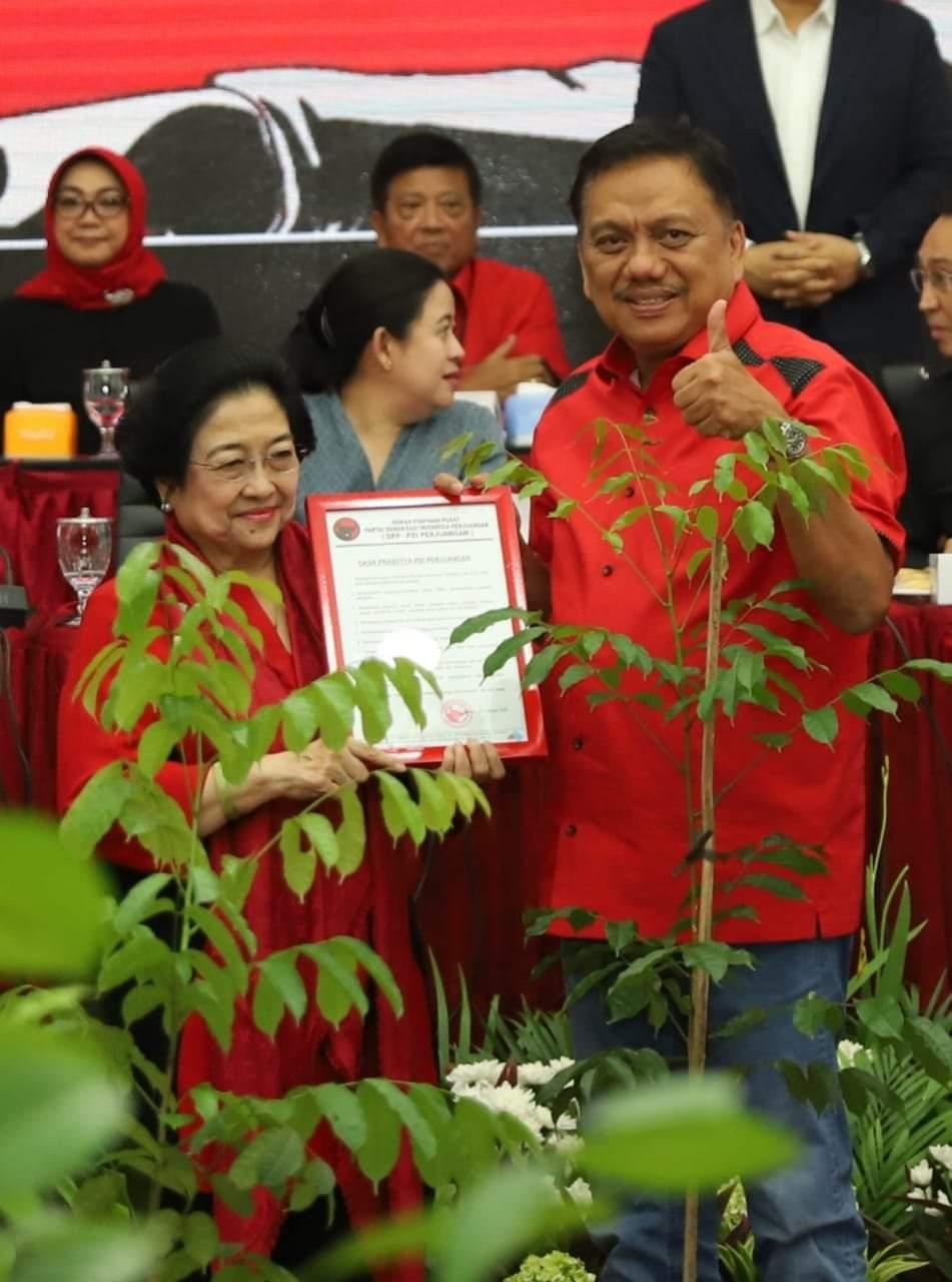 Permalink ke Megawati Rekomendasikan OD-SK Calon Gubernur dan Wagub 2021-2024