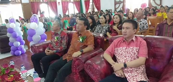 Permalink ke Wabup FDW Dampingi Wagub SK Hadiri HUT ke-121Jemaat GMIM Paainoowan Koreng